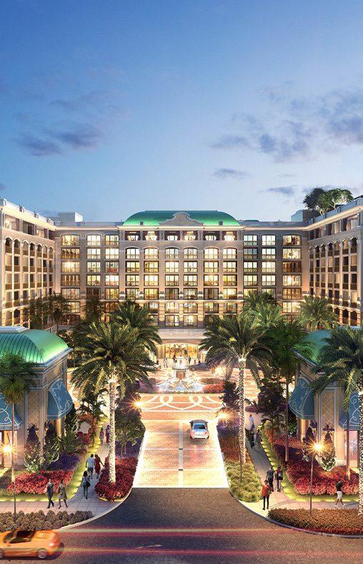The Westin <br>Anaheim Resort